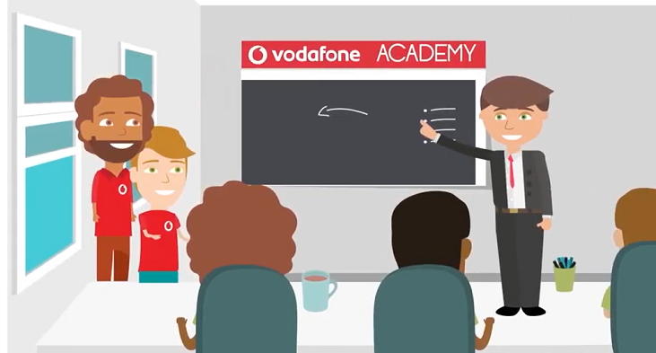 Watch how FUSE helped Vodafone