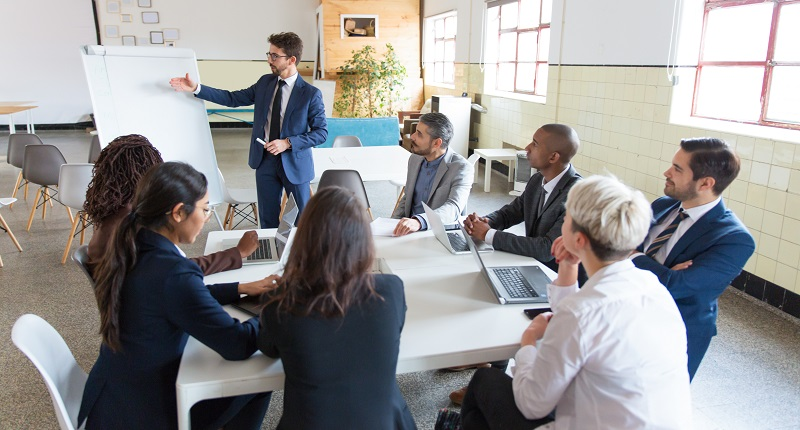 The Missing Middle – Upskilling Managers To Propel Your Business